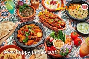 名廚都匯地中海主題自助餐