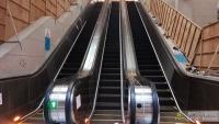 關閘出入境扶手電梯下週重新啟用