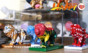 獅子雙年展特色紀念品