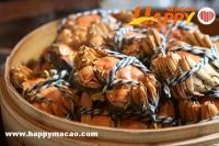 索菲特秋日蟹宴