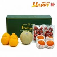 新年水果禮盒