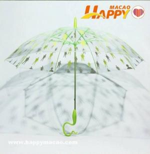 DIY士兵透明傘