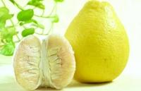 秋令吃柚子有多種保健功效