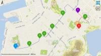 澳門地圖App話你知點搭車