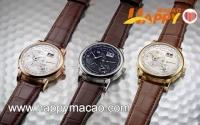 朗格兩時區功能腕錶