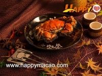 秋季限定 大閘蟹菜單