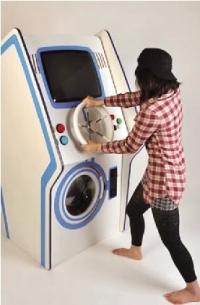 新潮洗衣機可打機