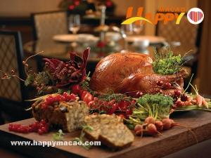 聖誕及新年大餐/自助餐一覽表 2012