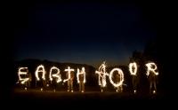 地球一小時 政府帶頭響應