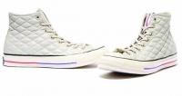 Converse 羽絨鞋