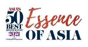 亞洲 50 最佳餐廳之亞洲之粹名單