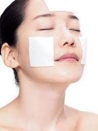 天天敷的簡易Mask