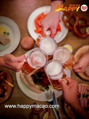 澳門,乾杯! 啤酒歡樂時光