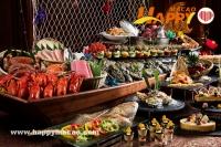 珀克餐廳除夕海鮮自助餐