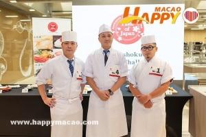 佳景集團3廚比拼日料世界挑戰賽