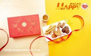 星巴克新春精選甜點禮盒