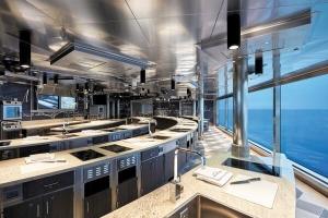 七海輝煌號烹飪課程