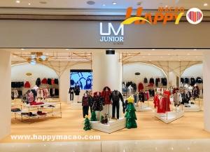 全澳最大UM Junior童裝店進駐時尚匯