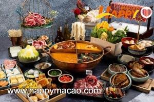 香港酒鍋五周年優惠$68無限續添鍋中物