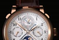 跨越2020閏年朗格萬年曆腕錶