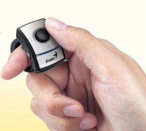 全球首款指環式簡報滑鼠