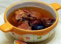 秋冬季潤燥湯方