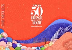 2020亞洲 50 最佳餐廳名單