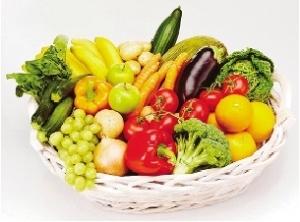 五色蔬果湯