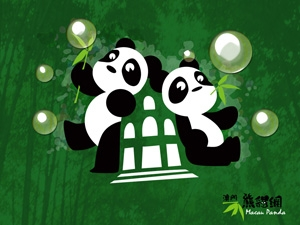 熊貓網開通 投入熊貓熱