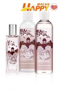 英倫庭園花香水系列