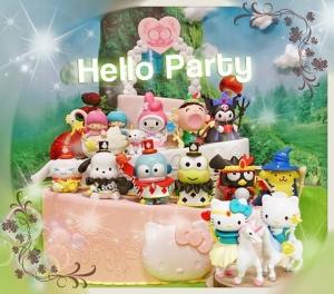 Hello party 童話系列