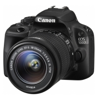 佳能EOS 100D全球最細最輕單反相機