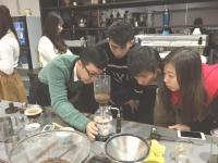 澳門精品咖啡推廣協會咖啡課程