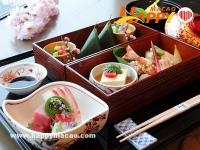 桃花節午餐菜單