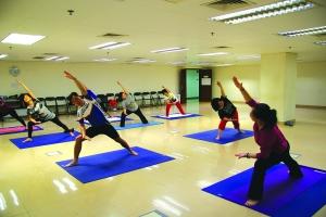 下半年第3期大眾體育健身興趣班