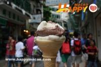 澳門首家土耳其冰淇淋
