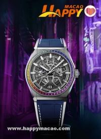 獨家發售ZENITH限量版腕錶