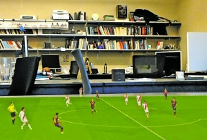 Soccer On Your Tabletop 3D睇波