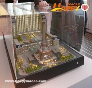 澳門巴黎人購物中心15年底開業