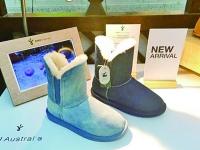 EMU Australia 羊皮靴顯少女魅力