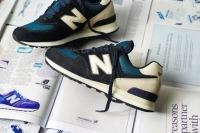 New Balance復古配色致敬跑鞋