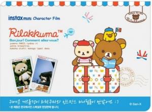 大人氣 Rilakkuma  懶懶熊即影即有相紙