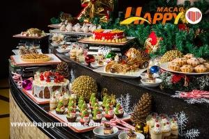 康萊德酒店滋味聖誕呈獻