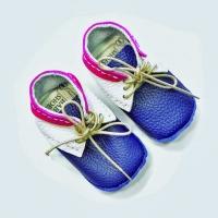 為孩子造鞋子
