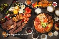 JW池畔傳統韓式燒烤自助餐