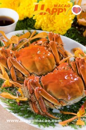 蟹季到!吃蟹吧