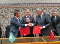 澳門土耳其簽雙邊航班協定