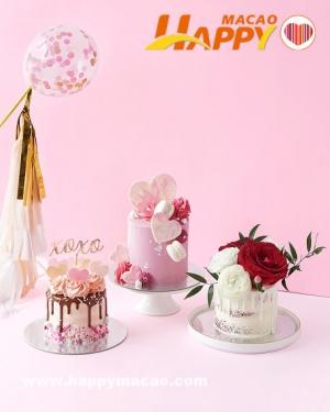 浪漫戀愛季節蛋糕系列