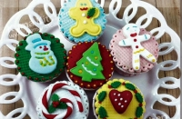 12月聖誕蛋糕班