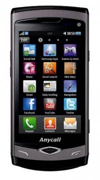 Samsung Wave智能手機